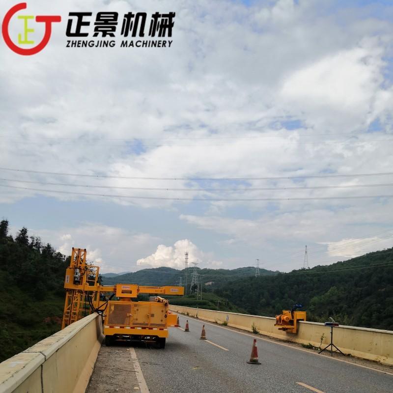 高速公路安桥梁泄水管 吊篮实用性强