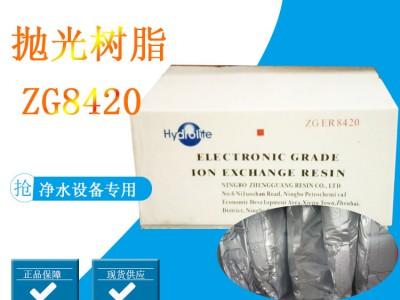 广西抛光树脂 阴阳离子交换混床树脂 纯水处理专用