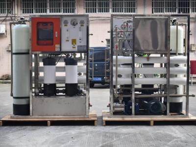 广西孚诺泰海水淡化设备 脱盐率高 可质保一年