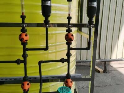 广西孚诺泰污水处理加药桶 各种规格齐全 专做水处理设备