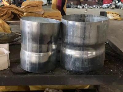 过路电缆钢套管 镀锌管套筒接头免焊接头SC金属穿线管直接