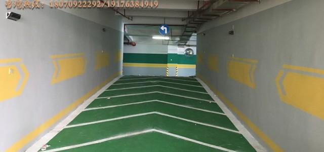 崇左-地下停车场标线施工怎么算钱?