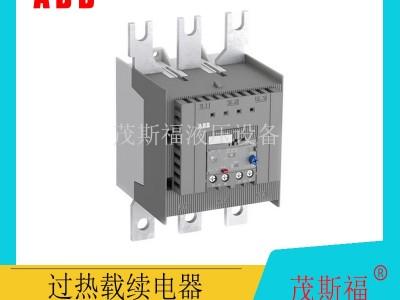 广西ABB原装供货 热过载继电器EF370-380/690V南宁经销商